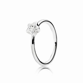 Starshine PANDORA Solitaire Ring 190977CZ