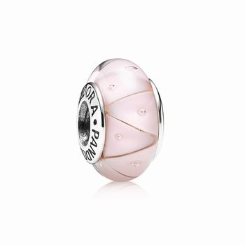 Pandora Rose Looking Glass Charm, Murano Glass 790922