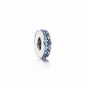 Eternity Spacer, Sky-Blue Crystal 791724NBS