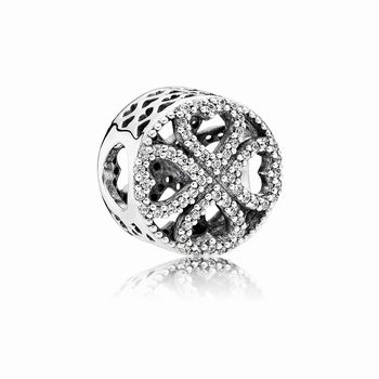 Petals of Love Charm 791808CZ