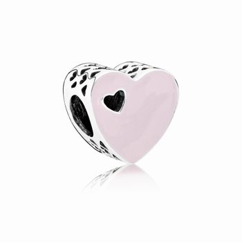 Pandora Sweet Love Heart Charm 791812EN40